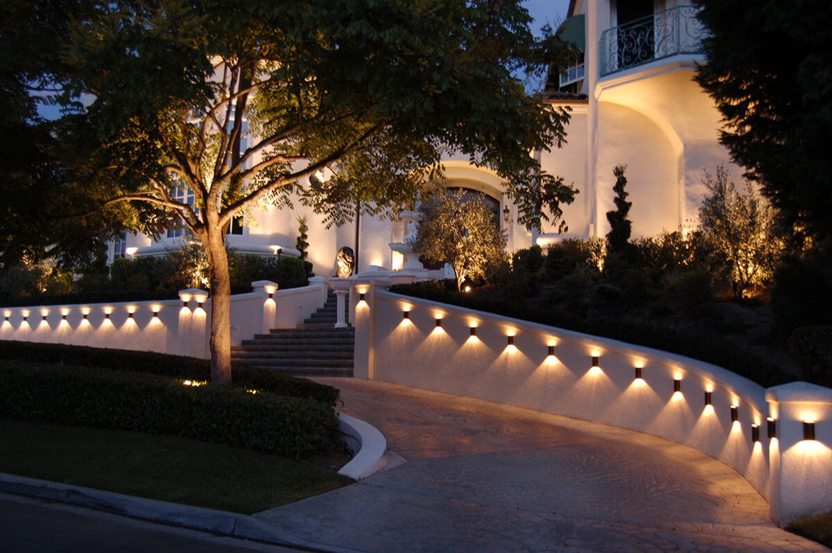 LED Landscape Lighting-Flower Mound TX Professional Landscapers & Outdoor Living Designs-We offer Landscape Design, Outdoor Patios & Pergolas, Outdoor Living Spaces, Stonescapes, Residential & Commercial Landscaping, Irrigation Installation & Repairs, Drainage Systems, Landscape Lighting, Outdoor Living Spaces, Tree Service, Lawn Service, and more.
